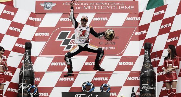 Marc Márquez se proclama bicampeón del mundo de MotoGP
