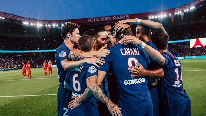 El PSG, campeón de la Ligue 1 por tercer año consecutivo