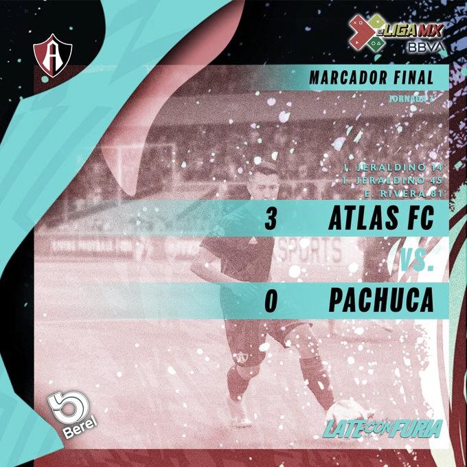 Atlas escala a primeros lugares tras vencer a Pachuca en la eLiga MX