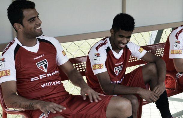 Provável titular contra o São Bernardo, Ewandro agradece Muricy pela chance