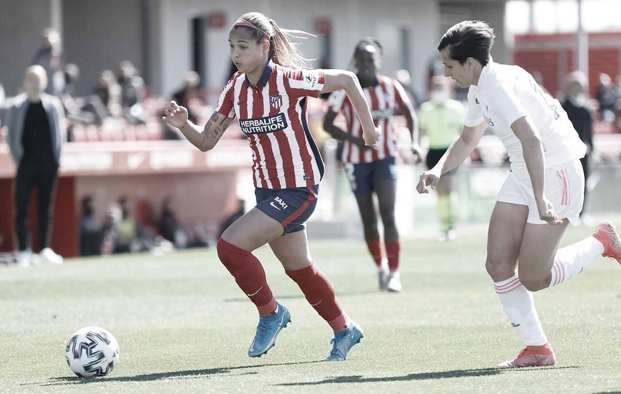 El derbi madrileño perpetúa la mala racha del Atlético de Madrid