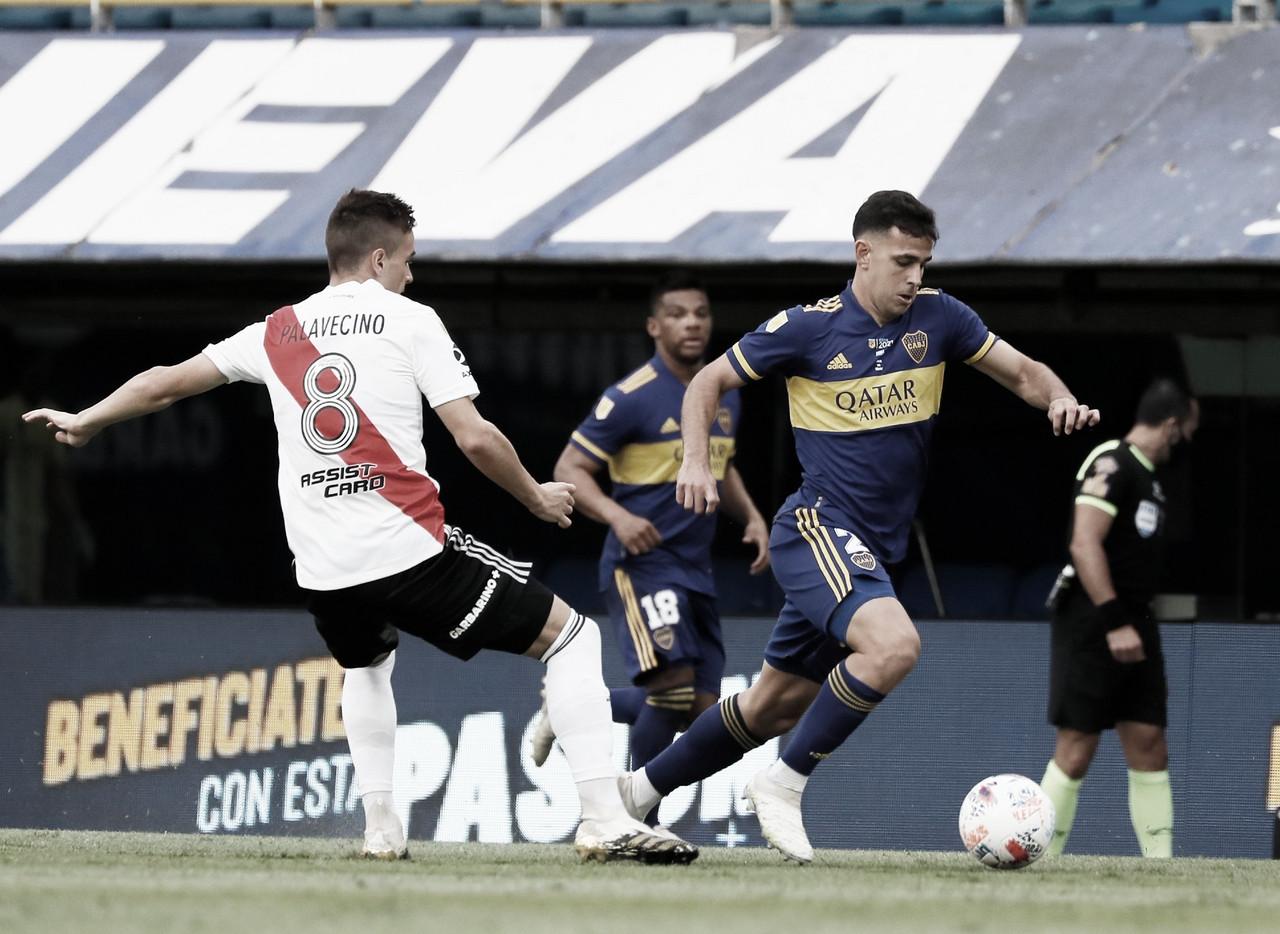 """Boca no perdió de """"milagro"""""""