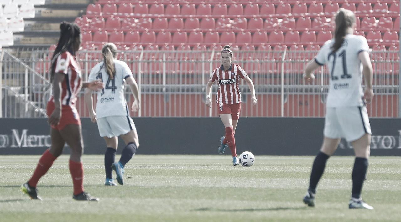 Fin al sueño del Atlético de Madrid en Champions League
