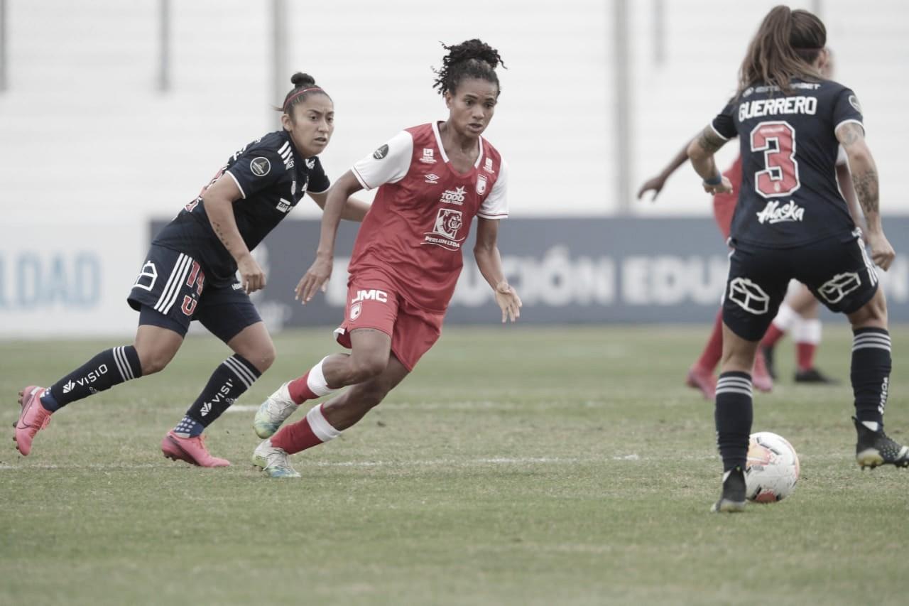 Santa Fe perdió y fue eliminado de la Libertadores Femenina 2020