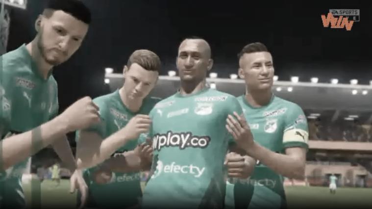Deportivo Cali derrotó a Deportes Tolima, en su debut en la eLiga Dimayor