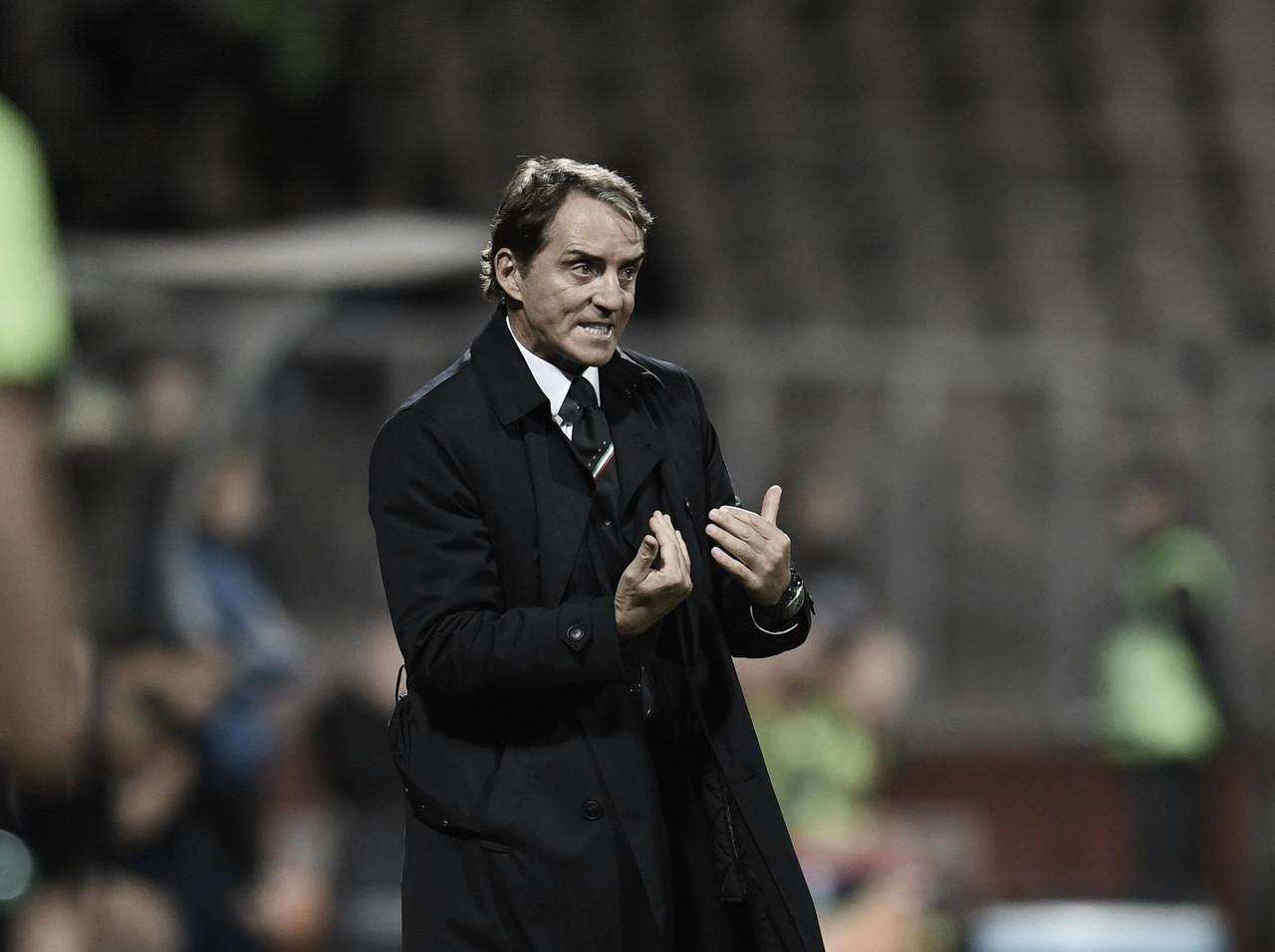 Roberto Mancini pretende deixar Seleção Italiana após Mundial para voltar a treinar clubes