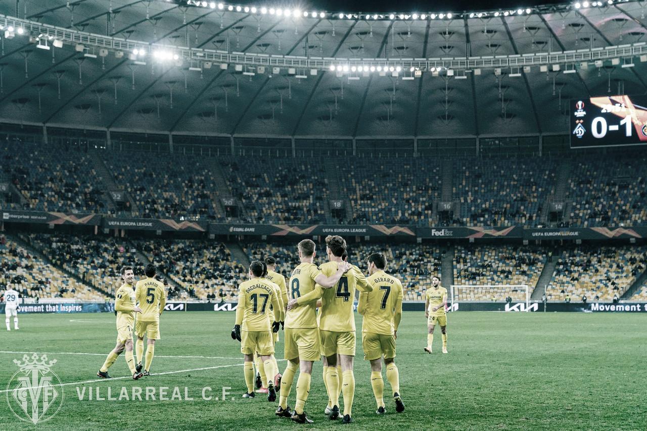 Un partido muy positivo del Villarreal