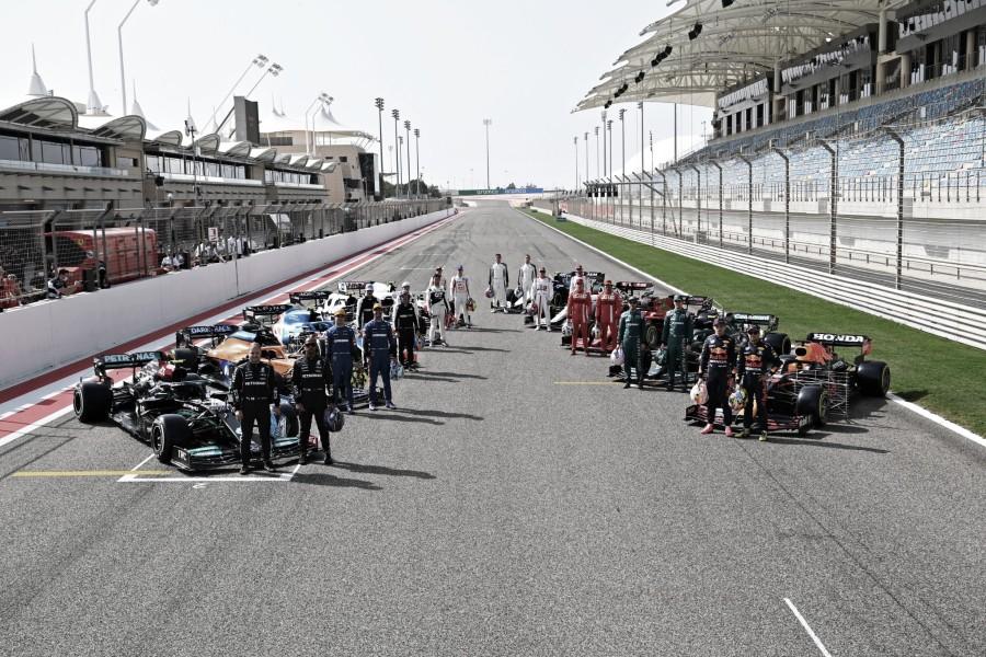 La Formula 1 está de vuelta: primera sesión de Test