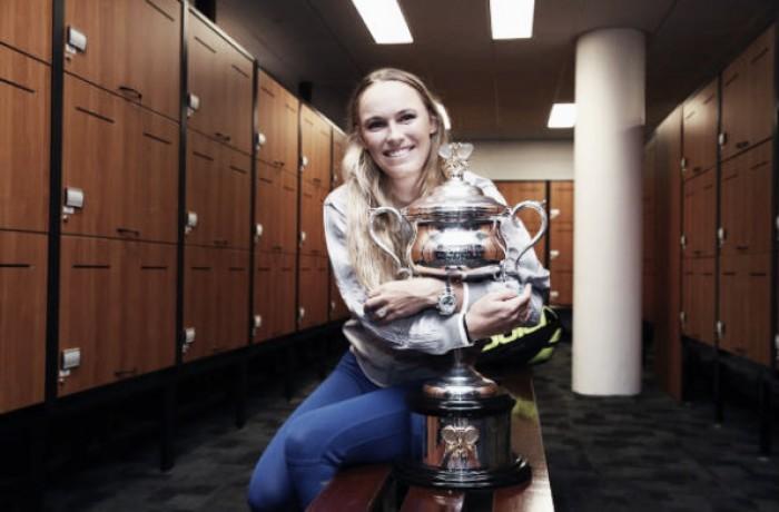"""Wozniacki: """"Não vão mais dizer que fui n° 1 mas nunca ganhei um Grand Slam"""""""