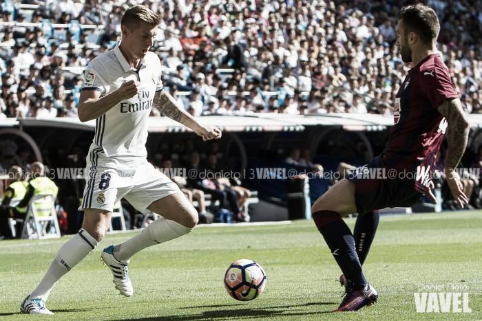 Toni Kroos estende contrato por mais dois anos e fica no Real Madrid até 2022