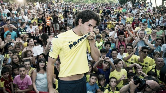 Alexandre Pato exalta Villarreal em apresentação e diz estar diante de um grande desafio