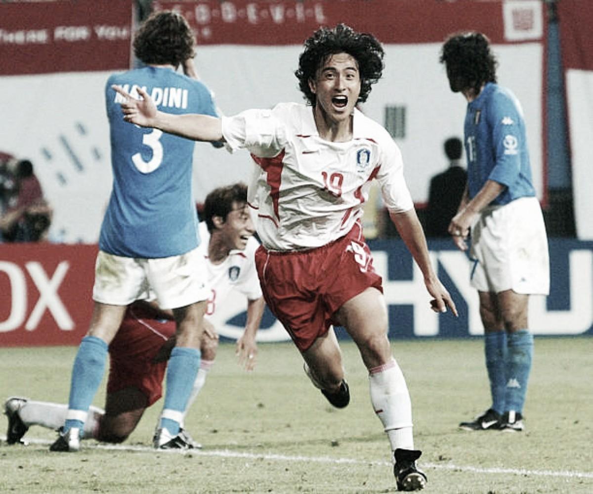Ahn Jung-hwan: o sul-coreano demitido na Itália após eliminar Azzurra da Copa de 2002