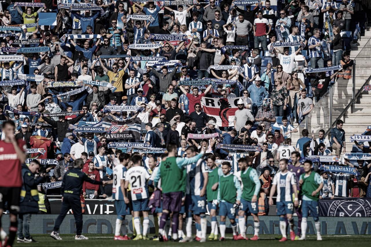 El RCD Espanyol presenta un protocolo para pedir el regreso de la afición