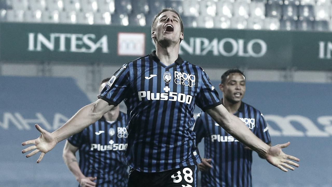 Pasalic se destaca, Atalanta vence Spezia e volta à zona classificatória à Uefa Champions League