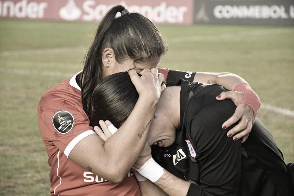Katherine Tapia, la figura en la clasificación de América a la final de la Libertadores 2020