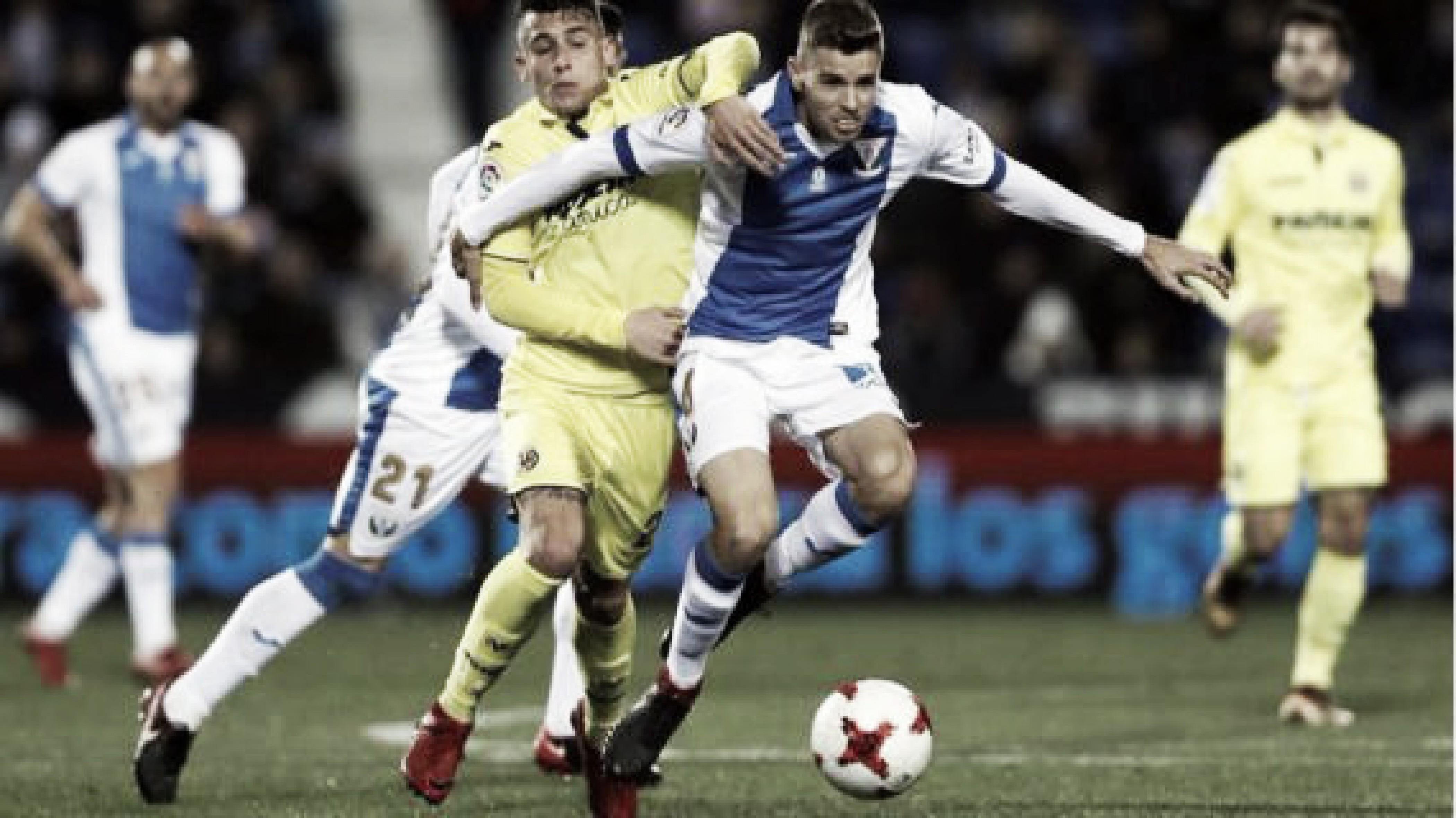 Leganés y Villarreal buscan su primera victoria en Liga