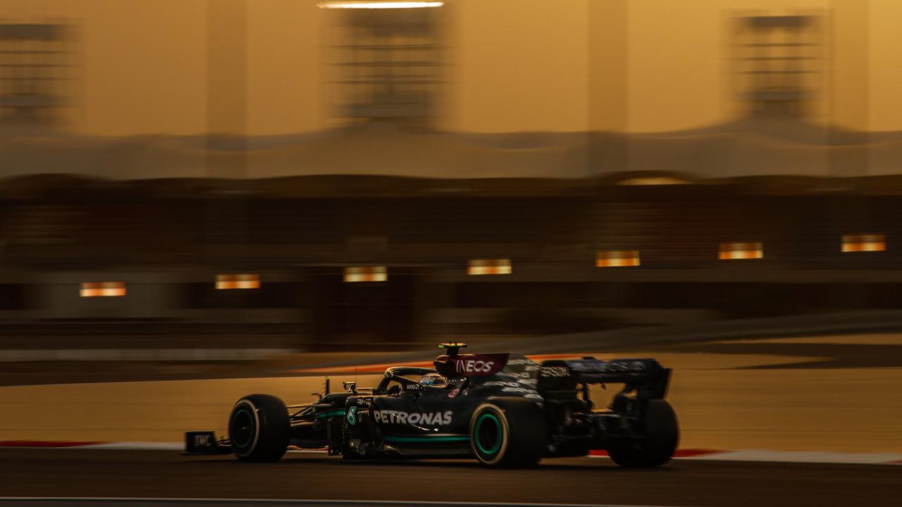 Test F1 2021, day-2: Bottas davanti a Gasly e Stroll
