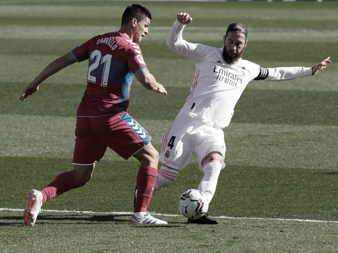 Resumen del Real Madrid 2-1 Elche en LaLiga 2021