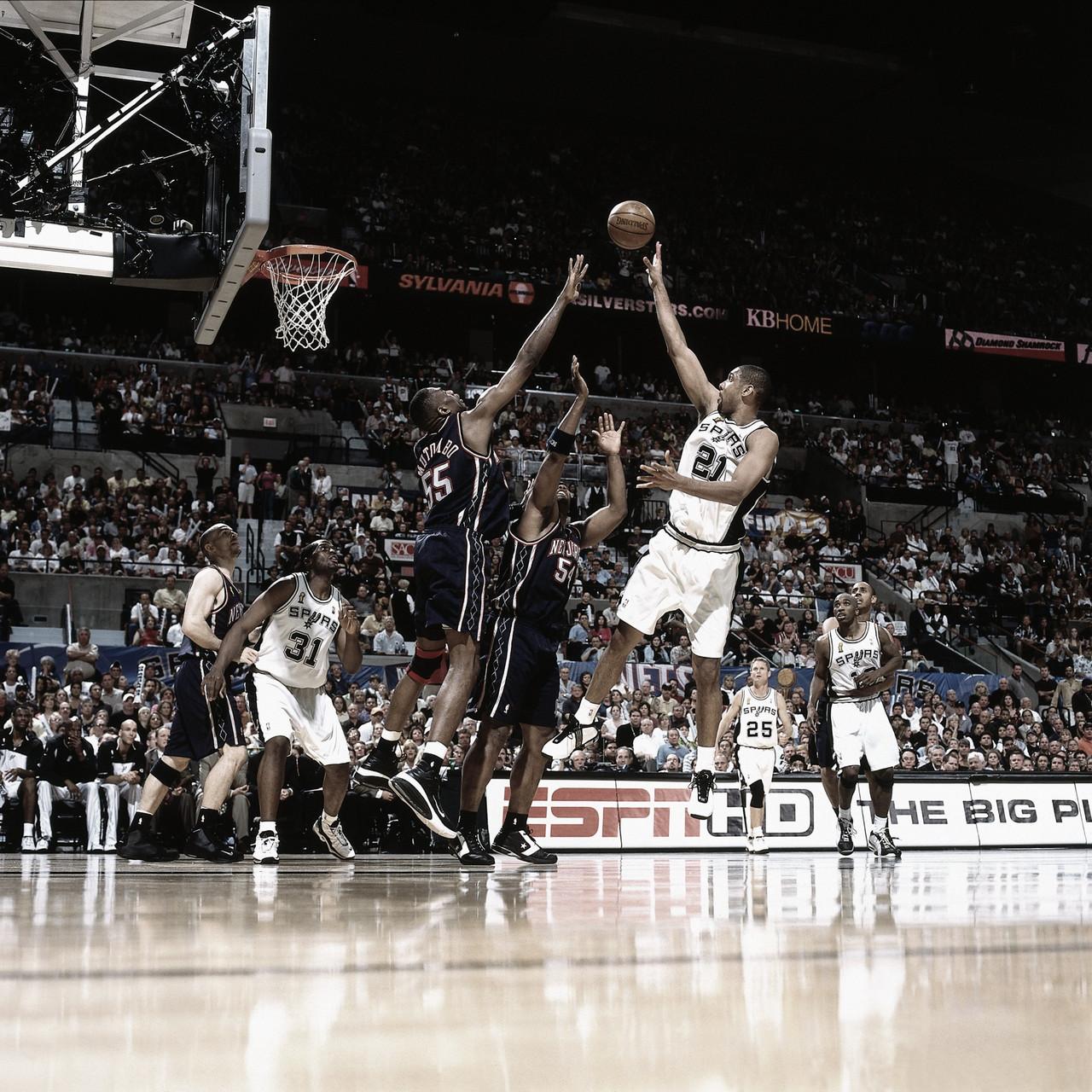 Tim Duncan: un jugador para la historia