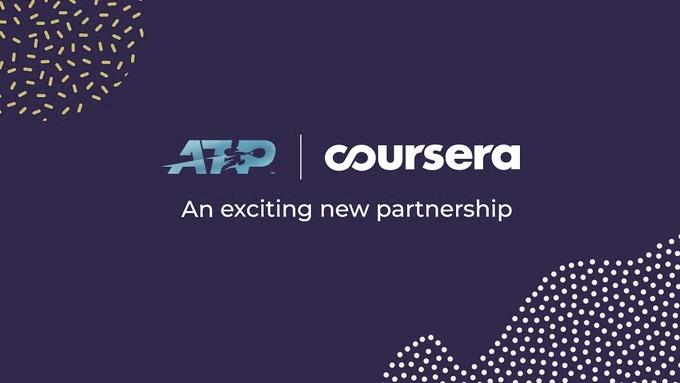 ATP aproveita paralisação e firma parceria com plataforma de cursos para tenistas