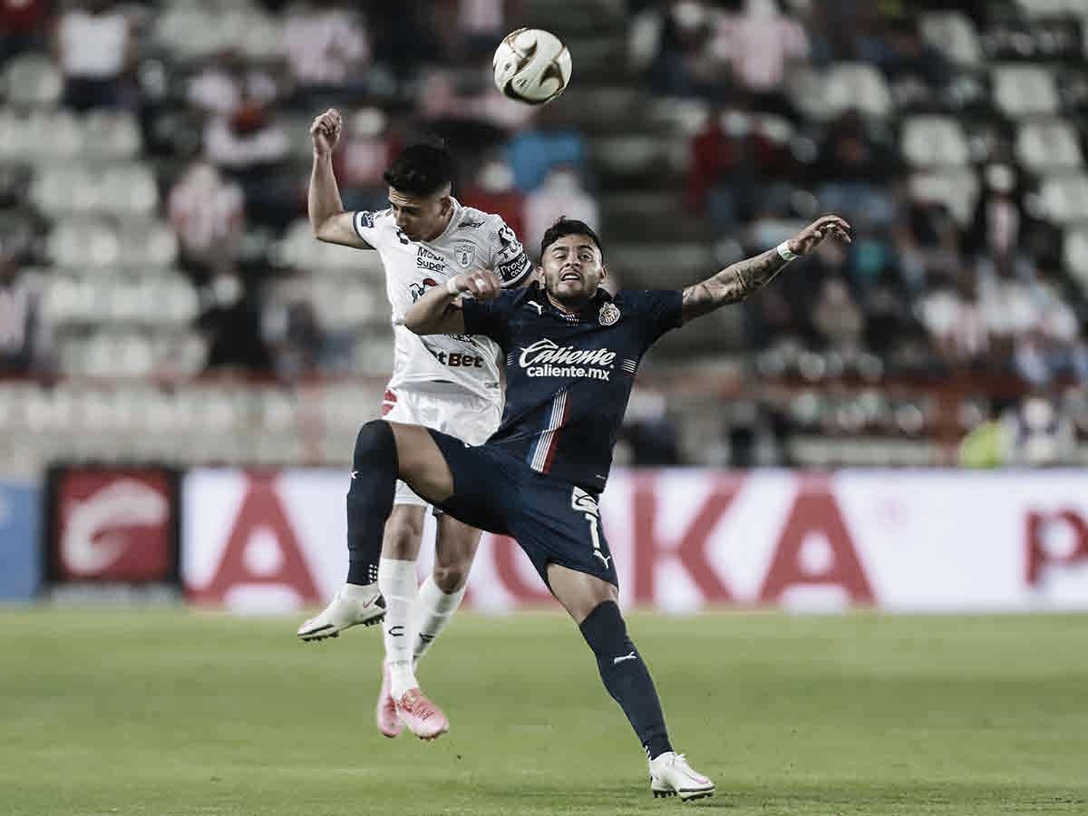 Chivas es goleado por Pachuca en la Bella Airosa