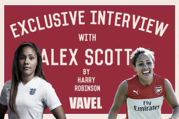"""""""I truly believe we have done something special"""" Alex Scott exclusively tells VAVEL on Women's World Cup"""