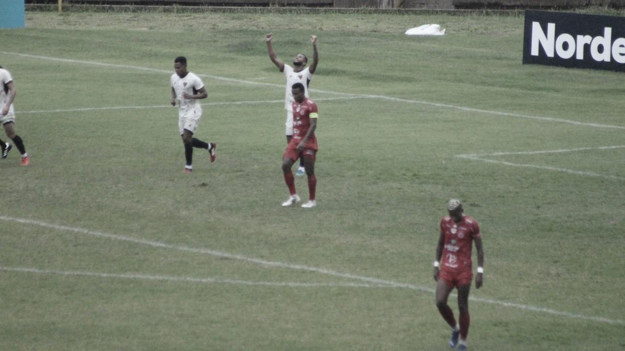 """Fortaleza derrota 4 de Julho e assume liderança provisória do Grupo B na """"Lampions League"""""""