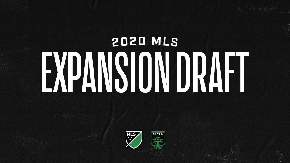 Austin FC afina en su MLS Expansion Draft