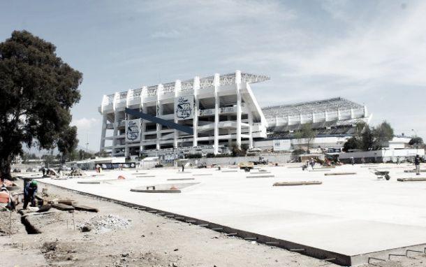 Remodelación del Cuauhtémoc dejó sin luz al Parque Hermanos Serdán