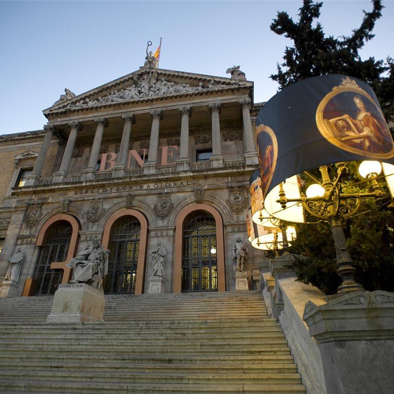 La cultura al alcance de todos: se duplican las visitas virtuales a la Biblioteca Nacional