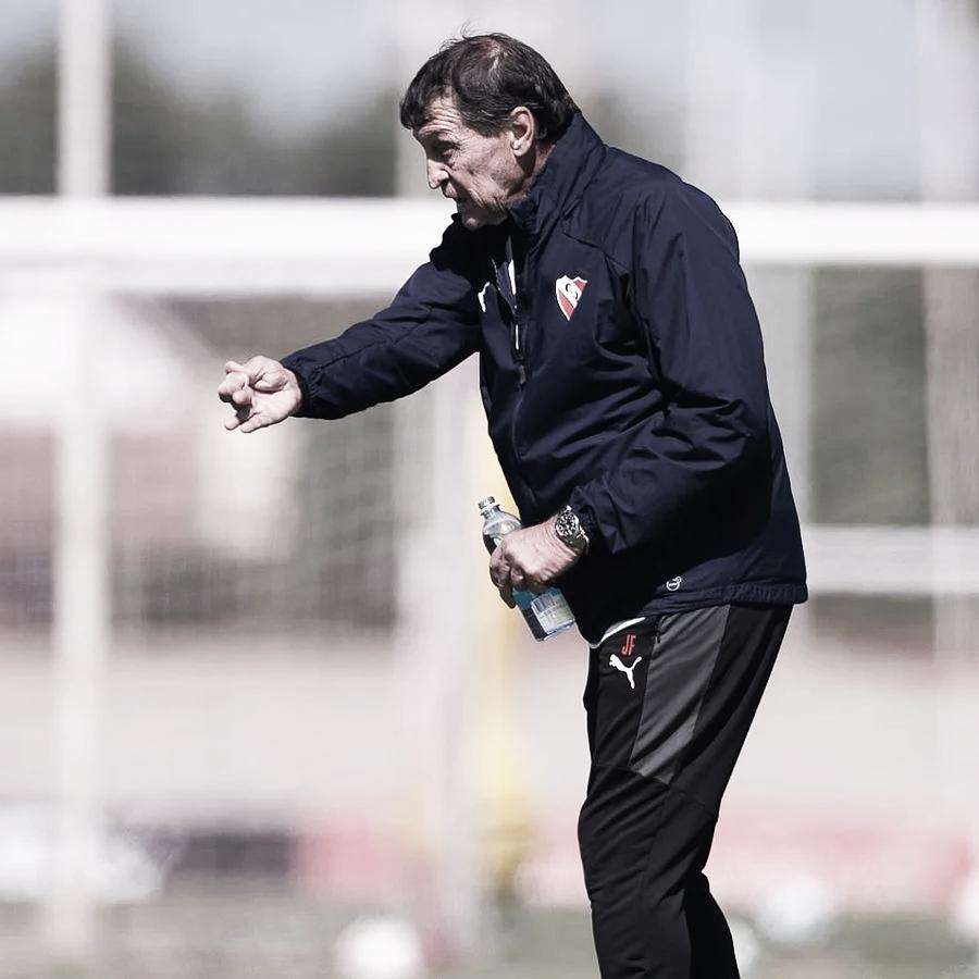 Julio Cesar Falcioni: ''Tenemos un equipo seguro''