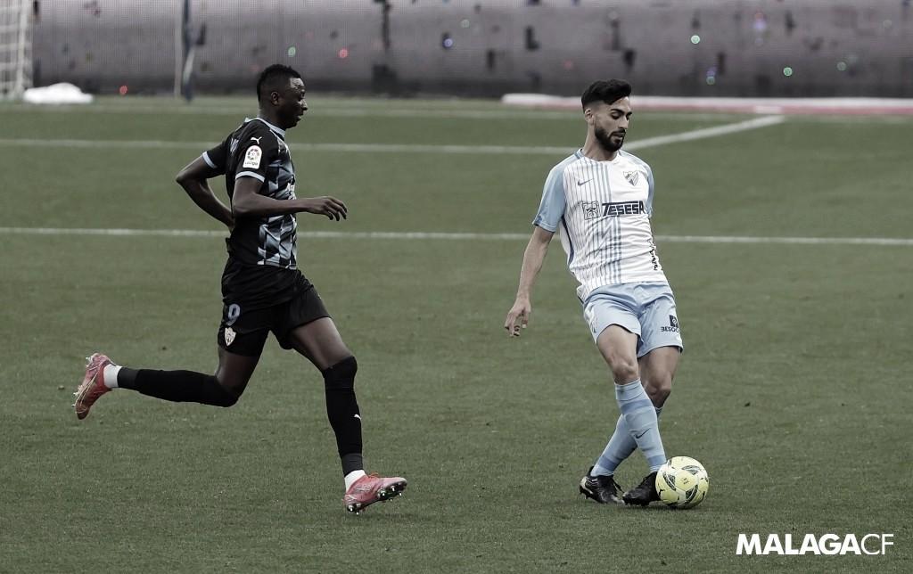 Previa Málaga - Alcorcón y Málaga - Almería dos partidos con un único objetivo