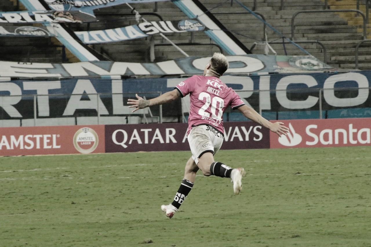 Decepção na Arena: Grêmio toma virada do Del Valle e é eliminado na pré-Libertadores