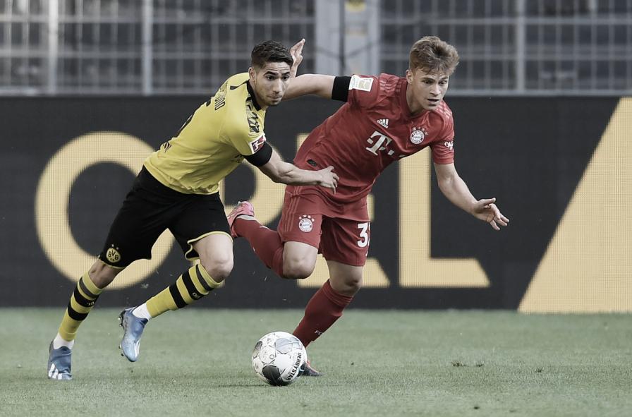 Resumen J28: Bayern München se lleva el clásico y saca más diferencia.