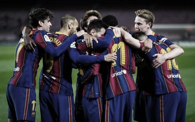 Análisis del rival: Barcelona FC