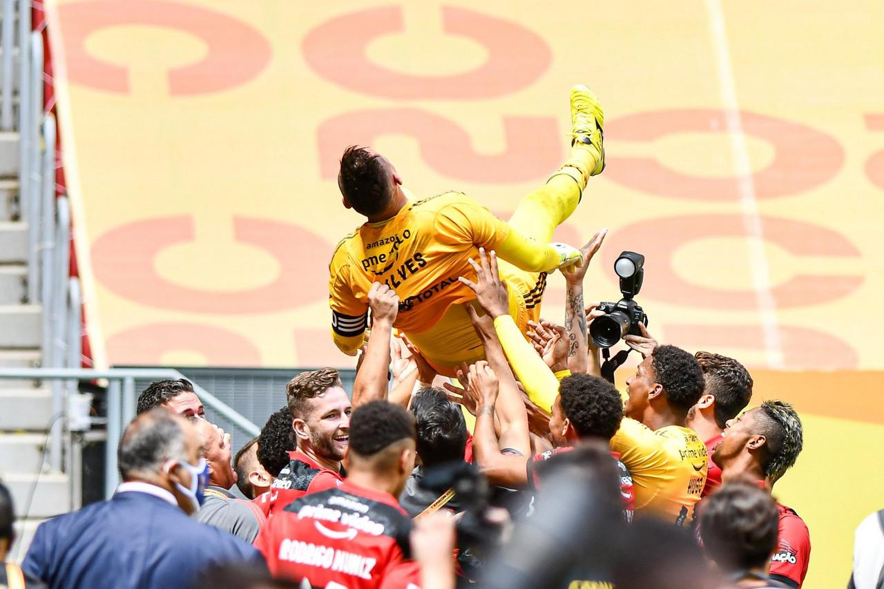 Flamengo 2-2 Palmeiras: A battle in The ClassicSupercopa do Brasil Final
