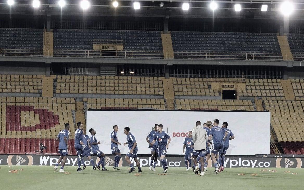 Puntuaciones de Millonarios tras la victoria en el clásico capitalino contra Independiente Santa Fe