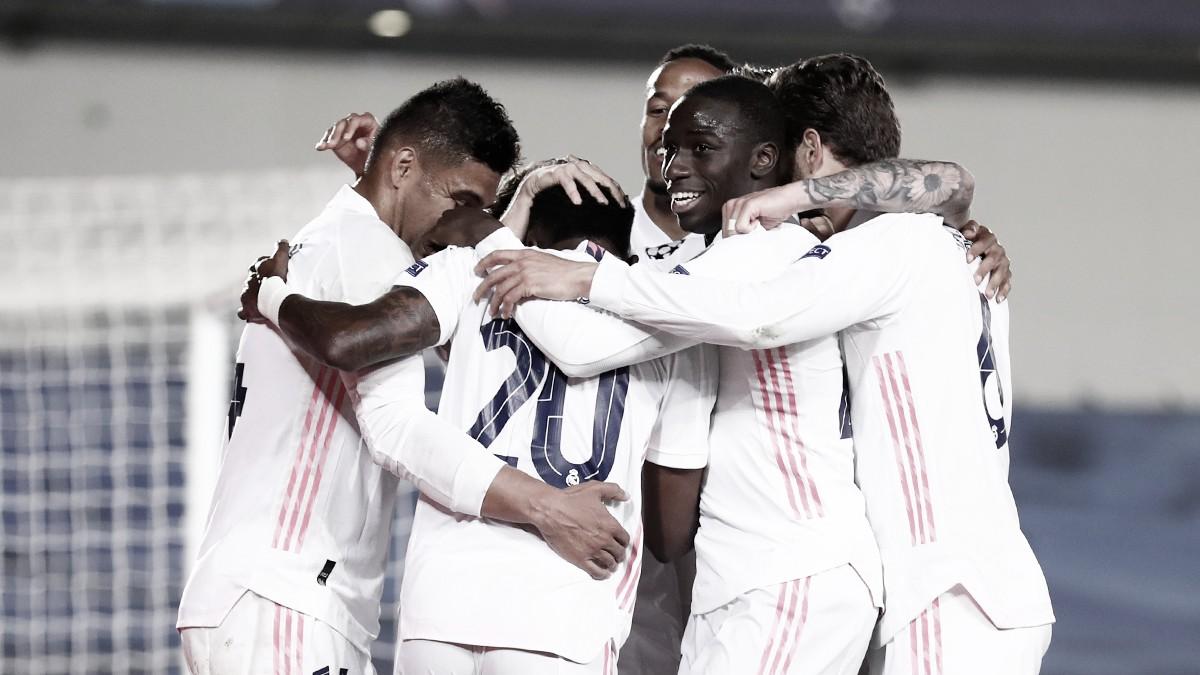Real Madrid - Liverpool: puntuaciones del Real Madrid en los cuartos de final de la Champions League