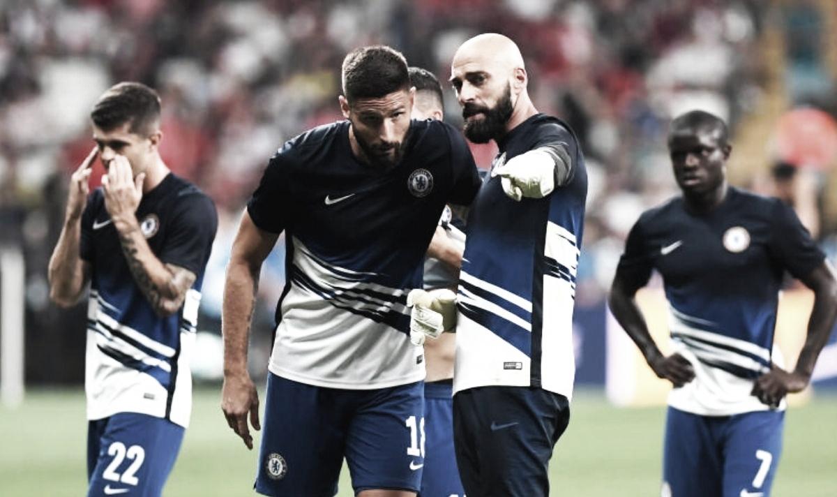 Giroud, Willy Caballero y Kanté: los nombres de la semana