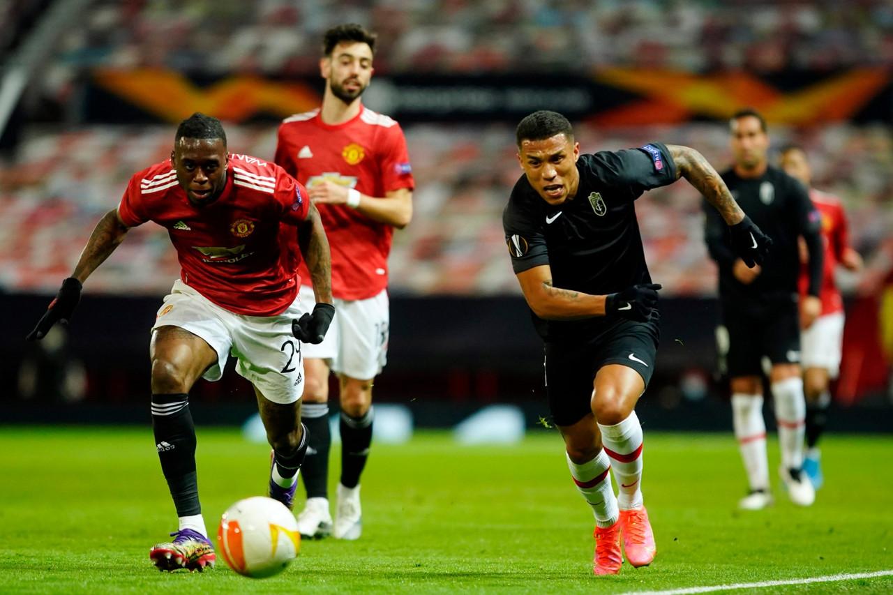 El Granada CF termina su sueño europeo en Old Trafford