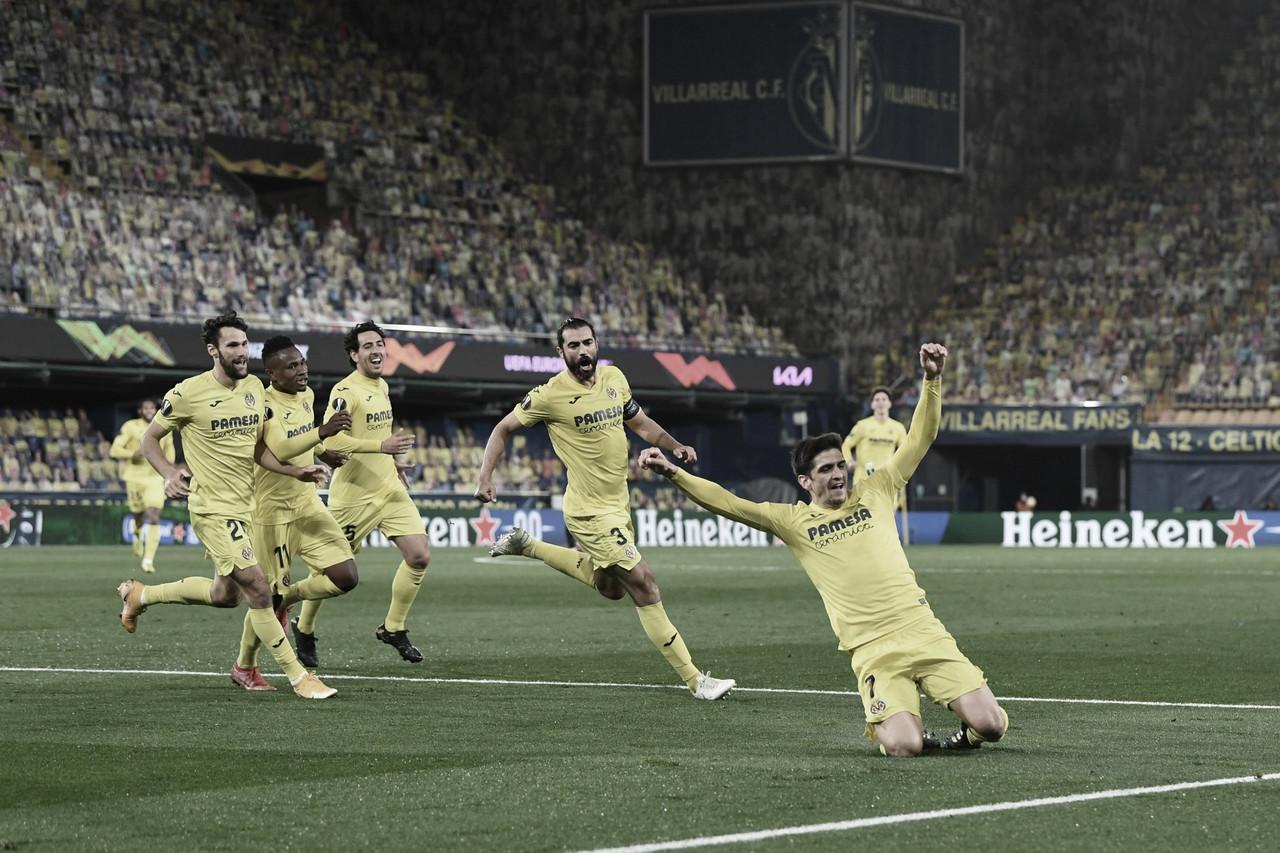 El Villarreal a 'semis' y a seguir soñando
