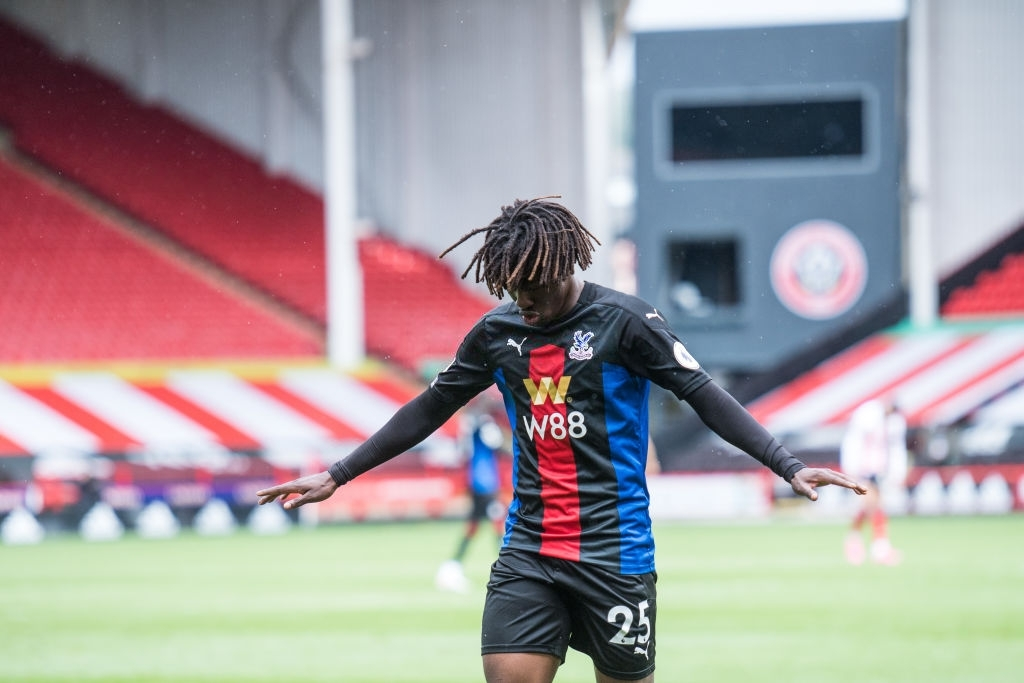 What Eberechi Eze's return means for Crystal Palace