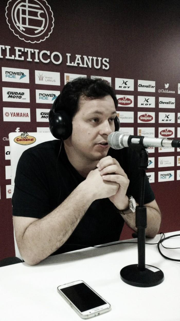 """Ezequiel Naruk:"""" Ni el más optimista imaginaba este comienzo"""""""