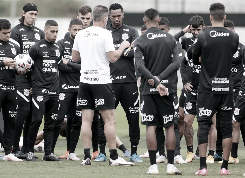 Corinthians vai à Assunção enfrentar River Plate do Paraguai pela Sul-Americana