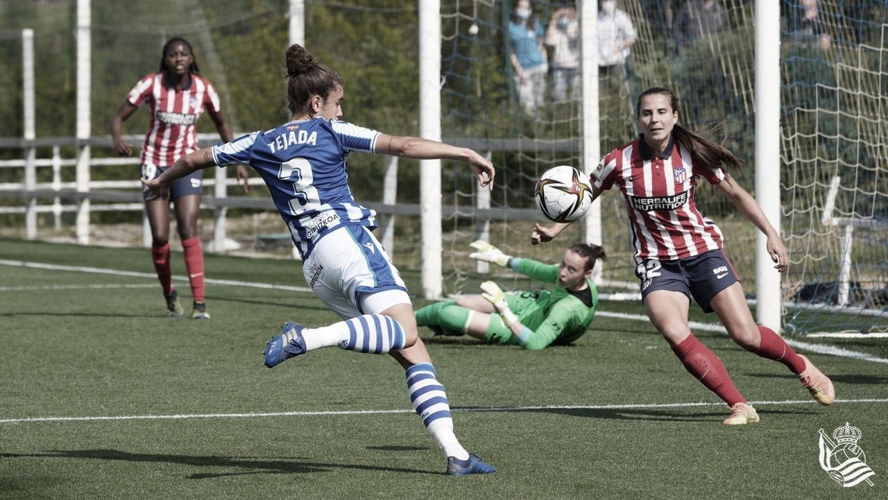 Real Sociedad 0-1 Atlético Madrid: hasta el último suspiro