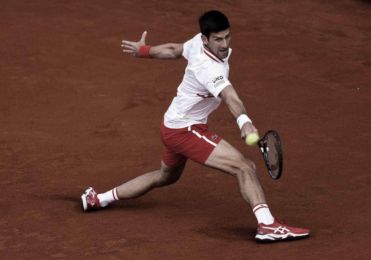 Dentro de casa, Djokovic estreia com vitória tranquila sobre Kwon em Belgrado
