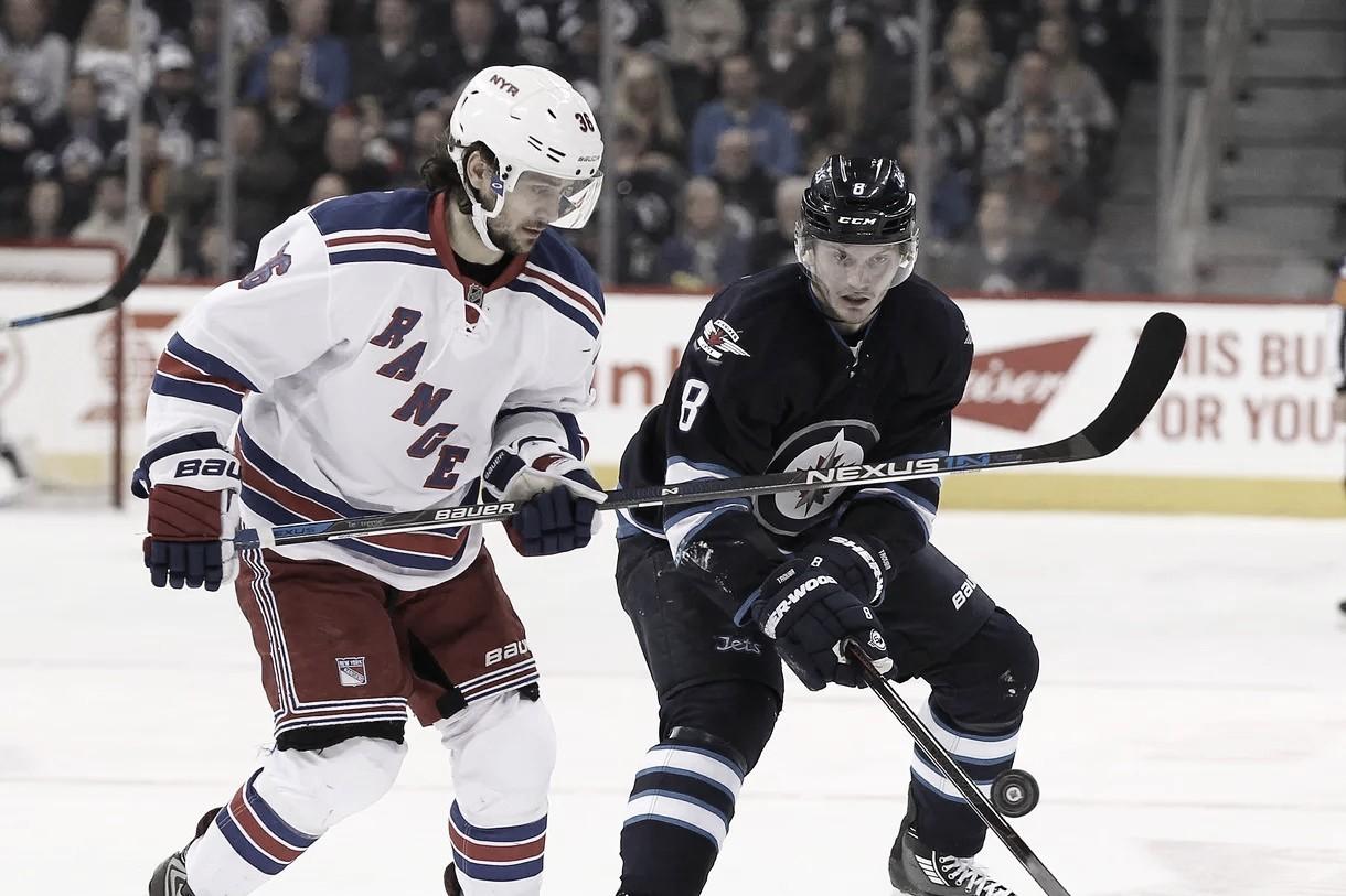 Los Rangers se hacen con el defensa Jacob Trouba de los Jets