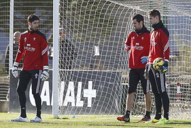 Jokin Ezkieta jugará en el Barça B la próxima temporada