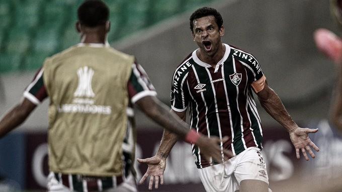Fluminense joga bem, mas empata com River Plate na estreia pela Libertadores