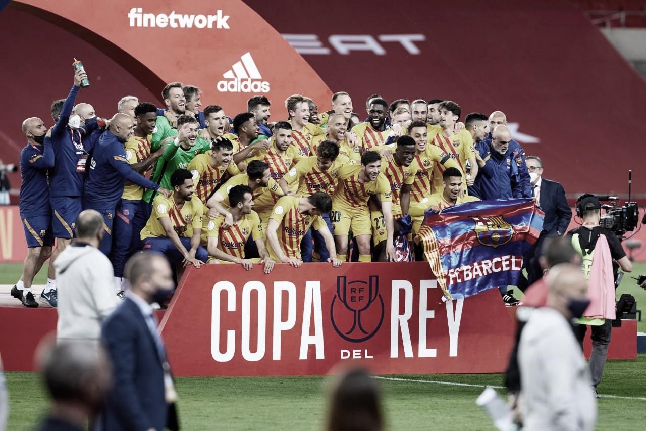 Análisis post: ¡El Barça gana la Copa del Rey!